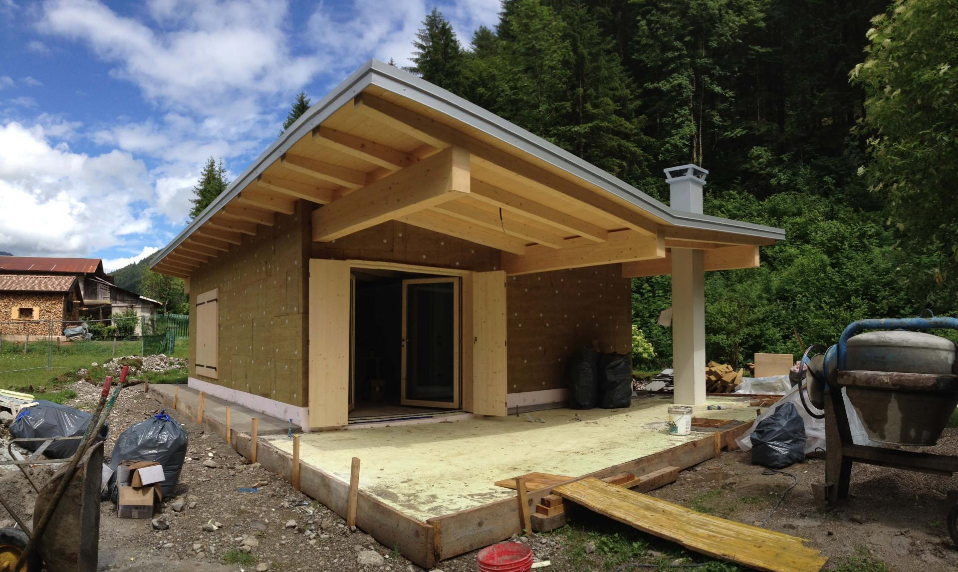 Roncaja home realizzazioni sintec home costruire case for Progettazione casa generatore